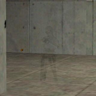 Asesina Black Ops con su camuflaje activado