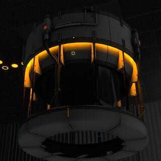 Dispensador de Artefactos Cruciales de Portal 2