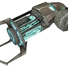 Worldmodel de la Pistola de Energía Oscura