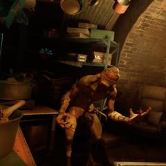 Un Vortigaunt en Half-Life: Alyx