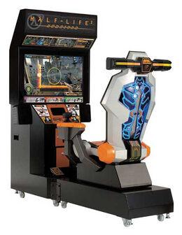 Half Life 2 Survivor arcade