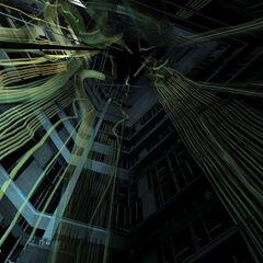 La Ciudadela vista en el menu de Half-Life 2