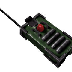 Worldmodel del Detonador