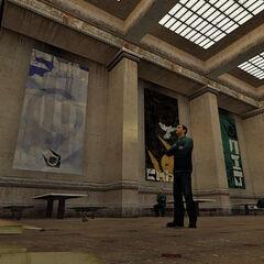 Sala de Espera de la estación