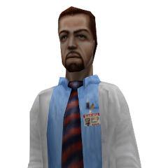 Modelo de Freeman sin traje de protección