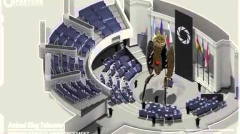 Portal - Animal King Turret