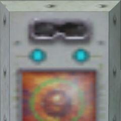 Escáner de retina activado de Half-Life