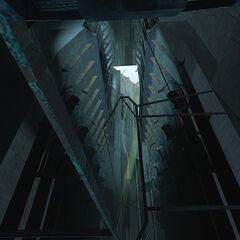 Sistema de transporte de Cápsulas en la Ciudadela