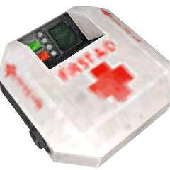 El Healthkit de HL2 Beta