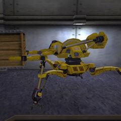 Primer montacargas visto en Half-Life