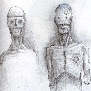 Concepto de Bocetos.