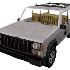 Modelo del SUV de Decay