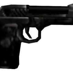 Worldmodel de HD la Beretta M9