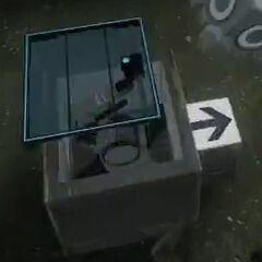 El panel estándar como se vio en el E3