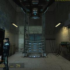 El portal de la Resistencia en el Laboratiorio de Kleiner