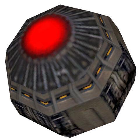 Modelo de la bomba en Half-Life 2