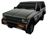 Black Mesa SUV