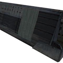Un tren de acosadores.
