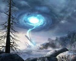Portal storm