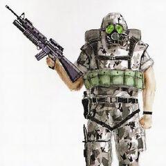 Conceptos preliminares de los soldados