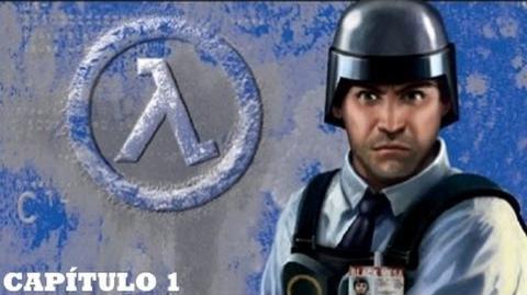 Capítulo 1 - Half-Life Blue Shift