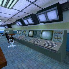 El centro de computación.