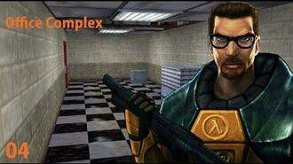 Half-Life 1 Walkthrough 100% (Episodio 4- Complejo de Oficinas)