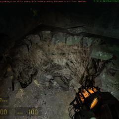 Foso escavado por Antlions