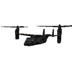 El modelo Black ops