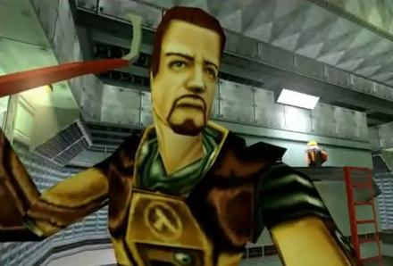 Gordon freeman 4