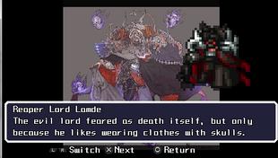 Reaper Lord Lande GR