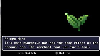 Pricey Herb