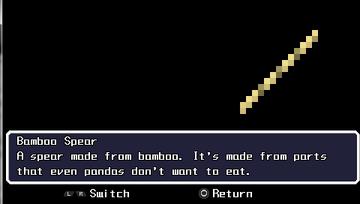 Bamboo Spear