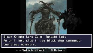 Black Knight Zain-Art Section