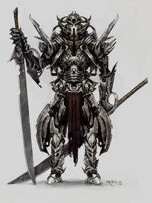 Metal Demon