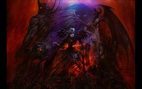 Summoning Demon