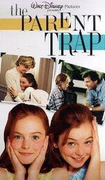 The Parent Trap VHS