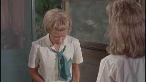The Parent Trap (1961) clip 2 - Hayley Mills