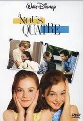 The Parent Trap in French (A Nous Quatre)