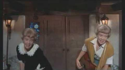 The Parent Trap (1961) together - Hayley Mills