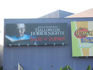 HHN 2005 Billboard