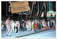 Fright Nights Hollywood Parade