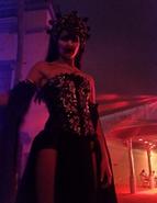 Stiltwalking Blood Masquerade Vampire Girl 4