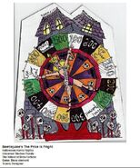 Price is Fright Wheel
