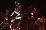 Festival of the Dead Skeleton Float 3