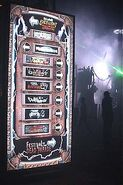 HHN 2004 Haunted House Sign