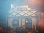 HHN XIV Foggy Saloon