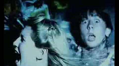 Halloween Horror Nights X (2000) Commercial