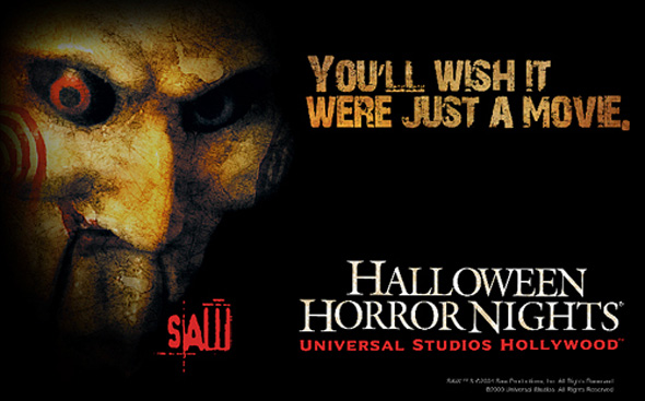 Halloween Horror Nights 2009 (Hollywood) | Halloween Horror Nights ...