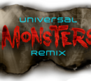 Universal Monsters Remix